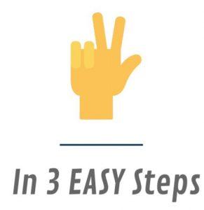 3 Easy Steps - Barfield