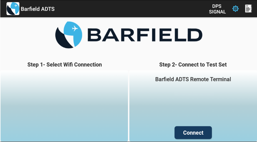 Barfield ADT Remote Terminal -1