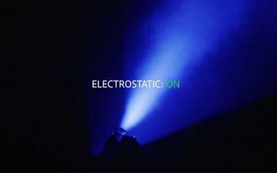 How Electrostatic Spraying Works?
