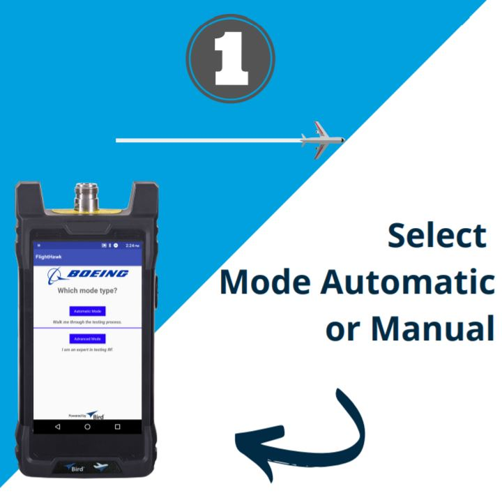 Frequency Domain Reflectometer - Boeing App Step1 - Barfield