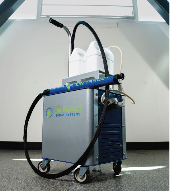 Barfield to Distribute On Target Spray System's Electrostatic Cart in New Agreement