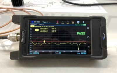 How to use a Frequency Domain Reflectometer in Aviation?