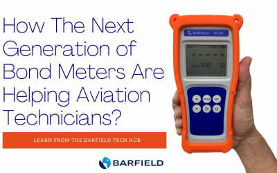 How The Next Generation of Bond Meters Are Helping Aviation Technicians?